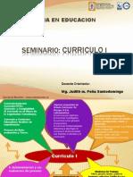 Seminario Curriculo I-ppt