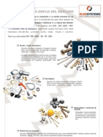 Catalogo Normas DIN Tornillos 6 hojas