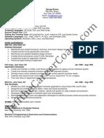 pl sql developer sample resume 3 - Pl Sql Developer Resume Sample