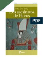 (1998) Los Asesinatos de Horus