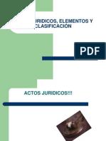 actosjuridicoselementosyclasificacionkarlaestefaniacastilloflores-100821115543-phpapp01