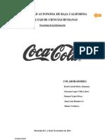 The Coca-cola