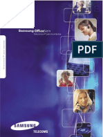 Samsung OS7000 Series Sales Brochure ESP