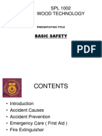 Basic Safety Presentation