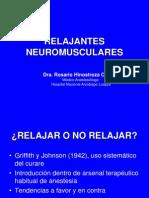 2. Relajantes neuromusculares