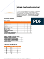 ABEP Criterio Brasil 2006