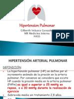 Hipertension Pulmonar gilberth