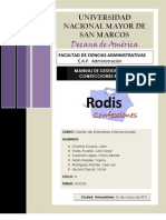Manual de Gestion de Calidad Rodis Vf