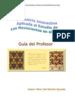 Guia_profesor - Movimiento en El Plano
