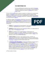 ANTECEDENTES HISTÓRICOS DE LA ADMKNISTRACIION