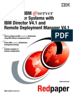 Blade Center Systems Management With Ibm Director V4 1 And Remote Deployment Manager V4