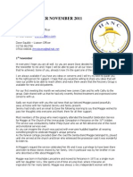 111101 Recovery Club Newsletter