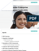 HiPath ProCenter Enterprise SDK