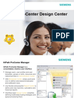 HiPath ProCenter V7-0 Design-Center