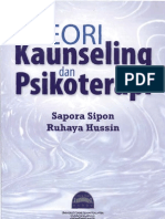 Teori Kaunseling Dan Psikoterapi