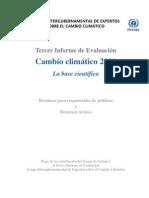 InformeCAMBIOCLIMATICO-Basescientificas2001