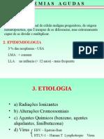 Leucemias Agudas e Cronicas
