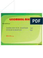 Ppt Fisika Gelombang Mikro