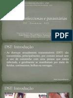 Doenças infecciosas e parasitárias