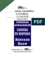 xGeorge Bernard Shaw - Cándida