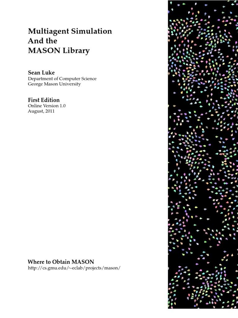 Mason Toolkit Manual | Java (Programming Language