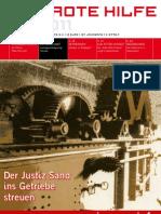 Rote Hilfe Zeitung 3/2011