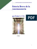 Frater Lpd - Una Historia Breve de La Masoneria