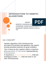 Ppt on Genetic