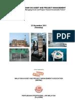 Seminar MAPMA - Program Outline - 17112011