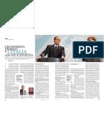 L'economista tedesco e l'Italia
