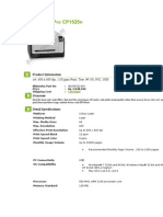 LaserJet Pro 4jt-An