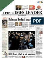 Times Leader 11-19-2011