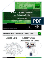 Nlp for Semantic Web