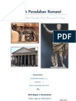 Sejarah Peradaban Romawi