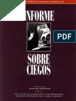 Alberto Breccia, Ernesto Sabato Informe Sobre Ciegos