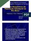Microsoft Power Point - Hábitos Desportivos Da População Estudantil de Rio Maior [Só de Leitura] [Modo de Compatibilidade