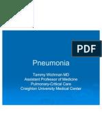 Pneumonia 2006