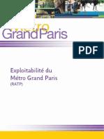 (3) Exploit a Bi Lite Du Metro Grand Paris
