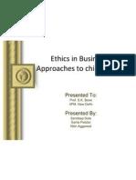 Business Ethics on Child Lobor-PPT