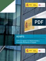 Información sobre Regulación de Medicamentos en España