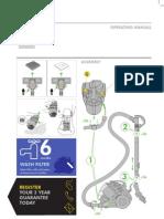 Dyson DC29 User Manual