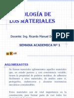 Tecnologia de Los Materiales - Clase1