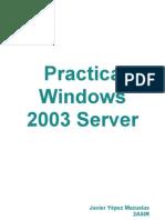 Practica Active Directory 2003