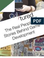 Cultured Magazine Issue 01 iPad