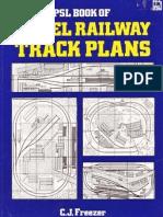 Model Railway Trackplans-1995