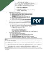 UERM - Application Form