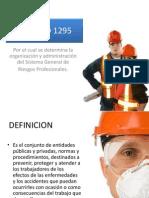 Expo Decreto 1295