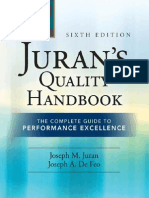 Juran's Quality Handbook- The Complete Guide to Performance Excellence by Joseph M. Juran- Joseph Defeo- Joseph a. de Feo
