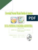 PRACTICA Nº01 ANALISIS FISICOQUIMICO DE LA LECHE