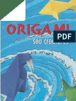 Origami Sea Creature